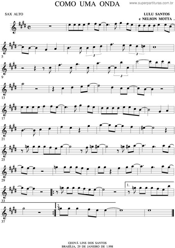 LULU UMA MUSICA COMO DO SANTOS ONDA BAIXAR