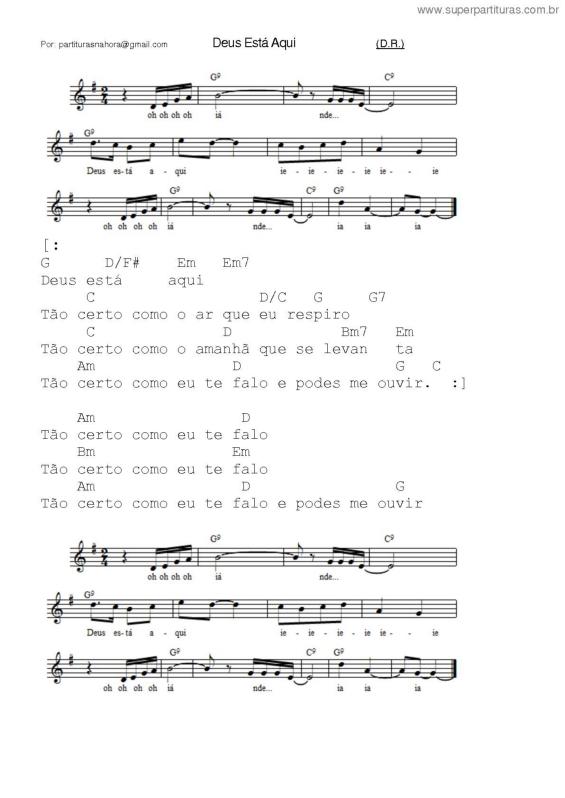 musica deus esta aqui thalles