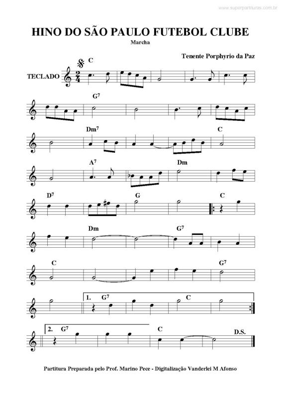 79302ddb7a Super Partituras - Partituras de músicas do gênero Hino