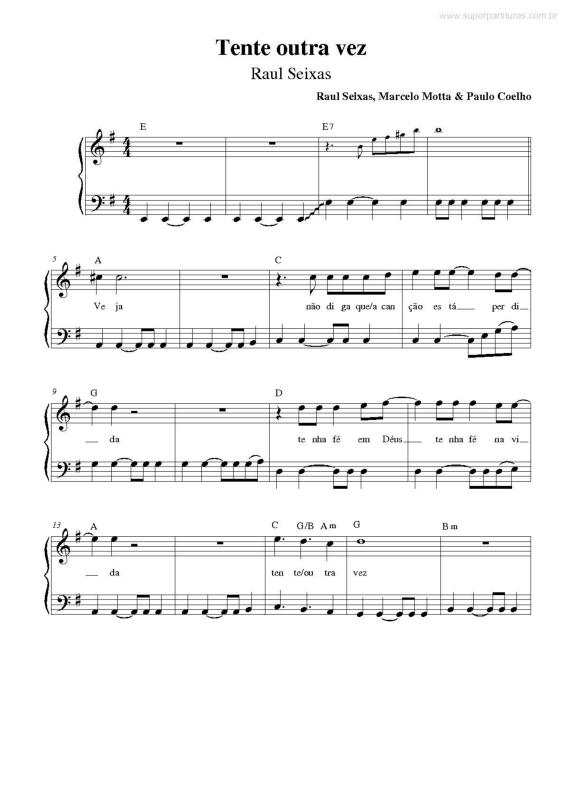 A DE SEIXAS GRATIS DOWNLOAD OUTRA VEZ MUSICA TENTE GRATUITO RAUL