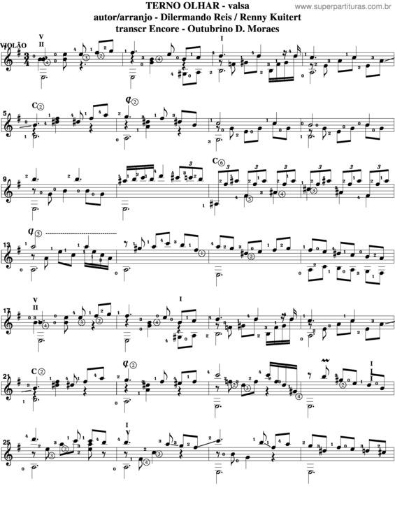 partituras dilermando reis
